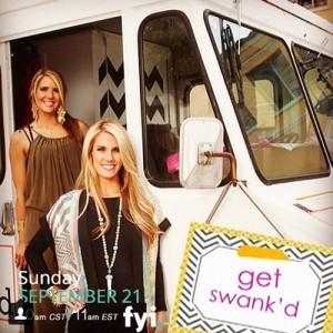 Pretty, bleached, and unapologetically ignorant by reality television stars promoting fashion out of a truck.