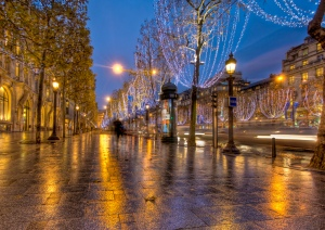 It is more lovely than this photo allows. Turn a corner in Paris, and see another reason to be glad you are alive.
