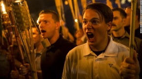 tiki torch nazi